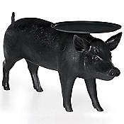 Pig Table (Black) - OPEN BOX RETURN