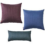 Pinstripe Pillows - Set of 6