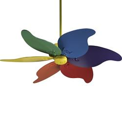 Pinwheel Ceiling Fan