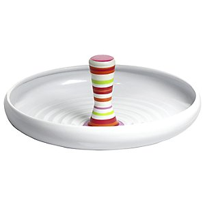 Pirouette Spinning Desk Organizer By Alessi image