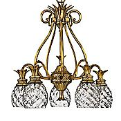 Plantation 5-Light Chandelier