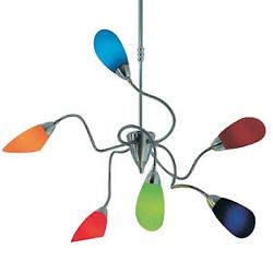Poli Po 6 Light Chandelier