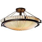 Porcelina Semi-Flush Bowl Suspension