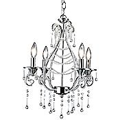 Prelude Chandelier (Chrome) - OPEN BOX RETURN