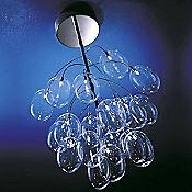 Pro-secco 19 Light Chandelier