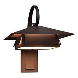 Profiles Outdoor Wall Sconce