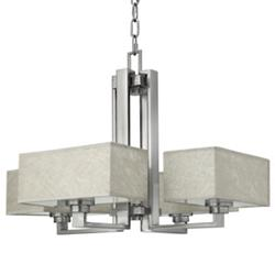 Quattro Single-Tier Chandelier
