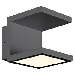 Rail LED Outdoor Wall Sconce
