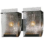 Rain Bath Bar (Rainy Night/2 Lights) - OPEN BOX RETURN