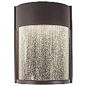 Rain Indoor/Outdoor LED Wall Sconce