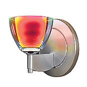 Rainbow I Round Wall Sconce