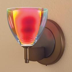 Rainbow II Round Wall Sconce
