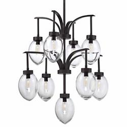 Ravenia 9 Light Chandelier