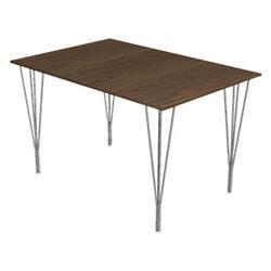 Rectangular Span Leg Table