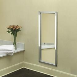 Rezek Lighted Floor Mirror