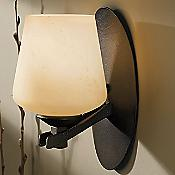 Ribbon Reversible Wall Sconce No. 204103