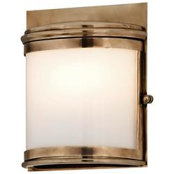 Rotterdam Outdoor Wall Sconce