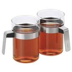 SENCHA Tea Glass Set of 2