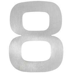 SIGNO House Numbers (Number 8) - OPEN BOX RETURN