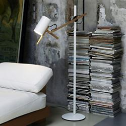 Scantling 28.8 Floor Lamp