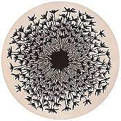 Seed Tufted Pile Rug