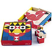 ShapeMaker Wood Blocks
