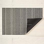 Skinny Stripe Shag Indoor / Outdoor Mat