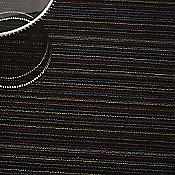 Skinny Stripe Shag Mat (Dark Multi/Utility Mat) - OPEN BOX