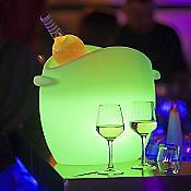 So Fresh LED Champagne Cooler