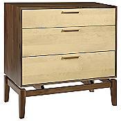 SoHo 3 Drawer Dresser