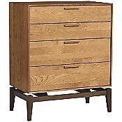 SoHo 4 Drawer Dresser