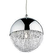 Sonnet Pendant by Eurofase (Silver/Chrome) - OPEN BOX RETURN
