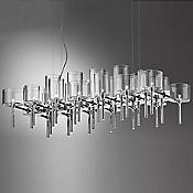 Spillray 26-Light Chandelier