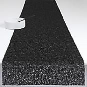 Spun Vinyl Table Runner (Black) - OPEN BOX RETURN