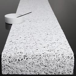 Spun Vinyl Table Runner (White) - OPEN BOX RETURN