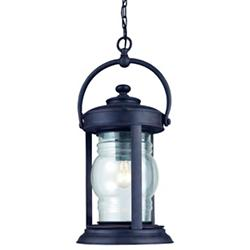 Station Square Outdoor Pendant