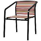 Stripe Bistro Chair