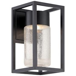 Structure Indoor/Outdoor LED Wall Sconce