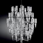 Subzero 50-Light Chandelier