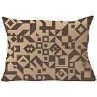 Suita Geometric D Pillow