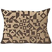 Suita Geometric D Pillow
