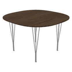 Super-Circular Span Leg Table