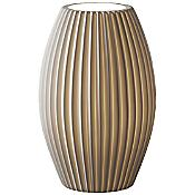 Tall Egg Accent Lamp (Porcelain) - OPEN BOX RETURN