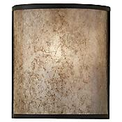 Taylor Wall Sconce (Beige/Light Antique Bronze) - OPEN BOX RETURN