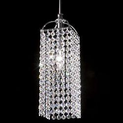 Tekno Mini Bravo Clear Crystal Pendant