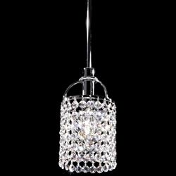 Tekno Mini Echo Clear Crystal Pendant