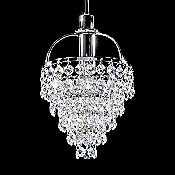 Tekno Mini Juliet Clear Crystal Pendant