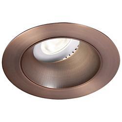 Tesla 3.5 inch Pro LED Round 0-30 Degree Adjustable High Output Trim