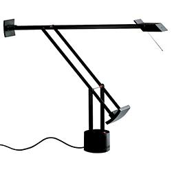 Tizio Micro Task Lamp (Black) - OPEN BOX RETURN