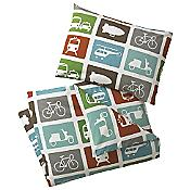 Transportation Duvet Set by DwellStudio
